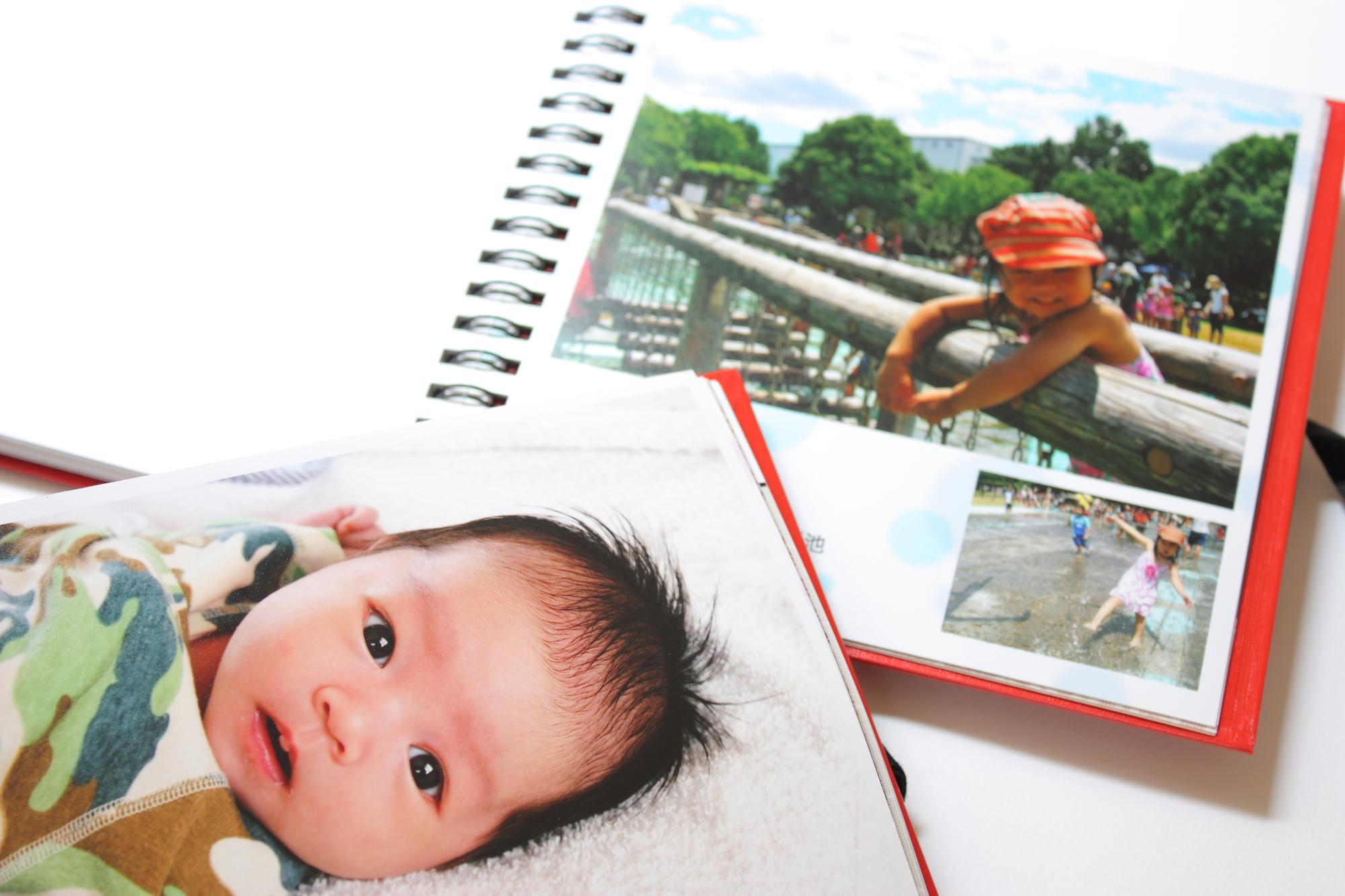 赤ちゃんのアルバムを整理するおすすめの方法
